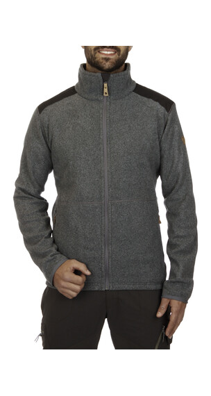 Fjällräven Sten Fleece Men Dark Grey